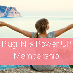 Plug IN & Power UP Membership