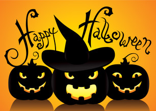 HAPPY HALLOWEEN....Or, All Hallows Eve! The day when the veil is thinnest between worlds!