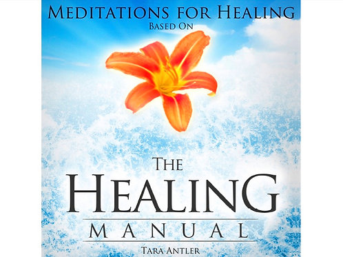 Meditation CD - Meditations for Healing