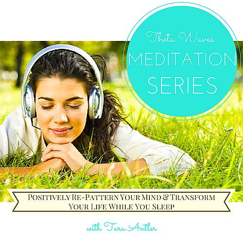 Theta Waves Meditation Series