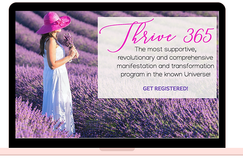 Thrive 365 - Monthly