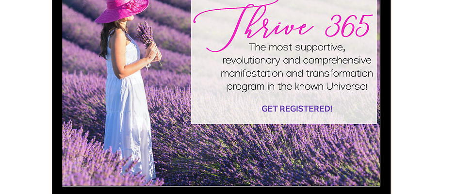 Thrive 365 - 3 Easy Payments