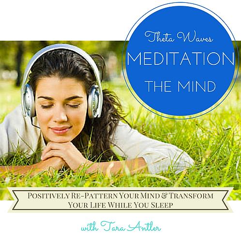 Theta Waves Meditation - Individual Tracks