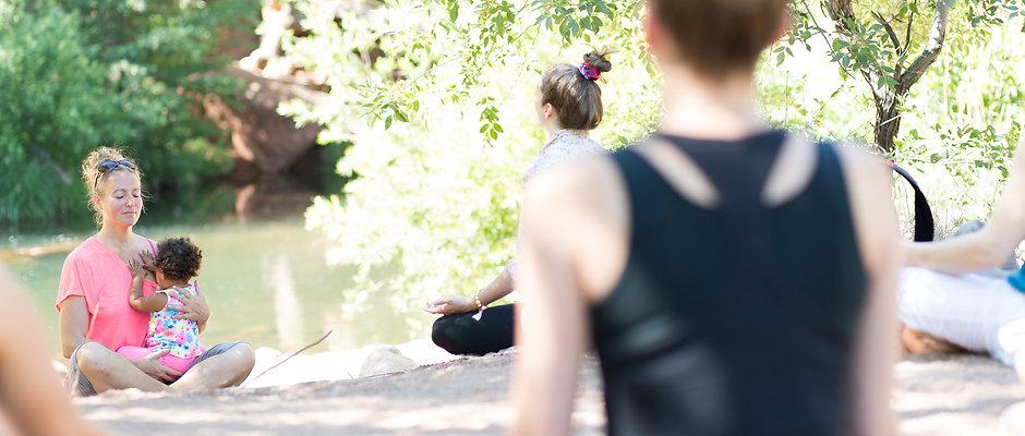 Ascension Meditation Retreat