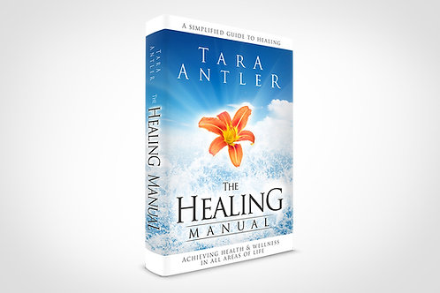 The Healing Manual - Signed Copy