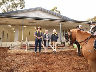 Glenorie Pony Club Rebuild Underway