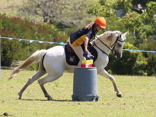 Local Mounted Games Competition