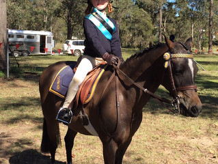 Zone 26 Show Riding - Entries Open