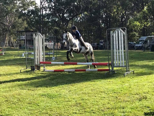 Mount Sugarloaf Pony Club Showjumping Championships
