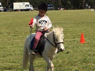 Glenorie Pony Club Announcements - 5 March 2017