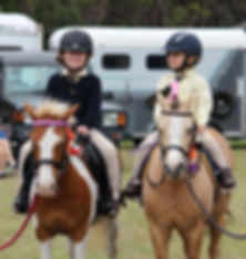 Glenorie Pony Club Beginner Riders