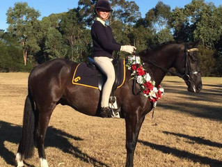2016 Glenorie Horse & Pony Club Show Riding and Dressage Day