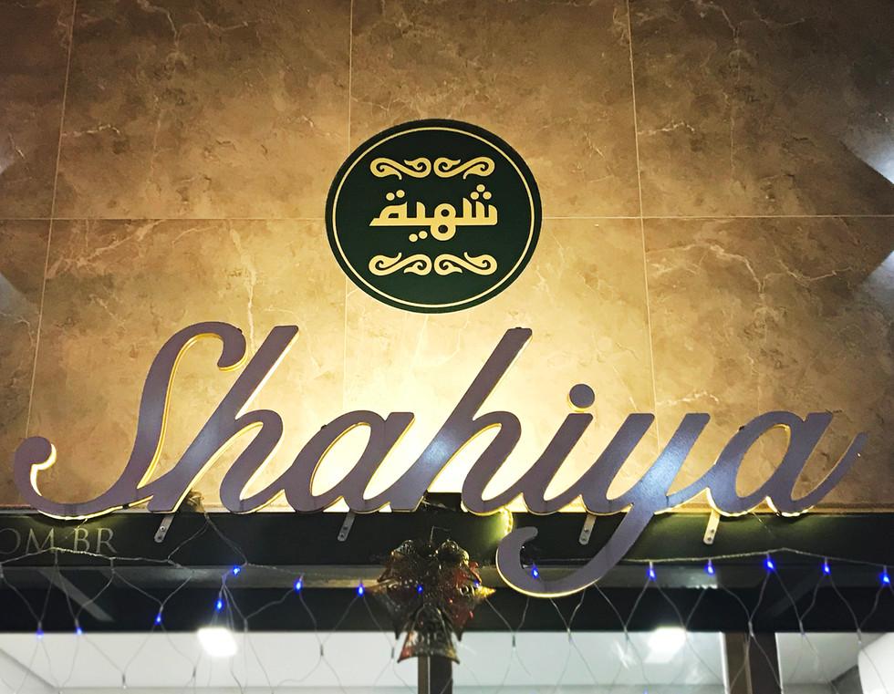 Shahiya fachada