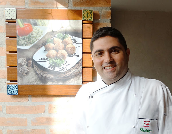 Chef Georges Barakat
