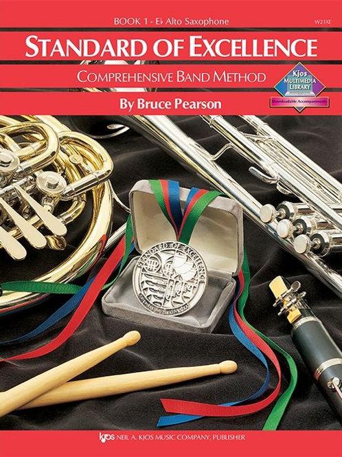 Standard of Excellence Book 1 - E♭ Alto Saxophone