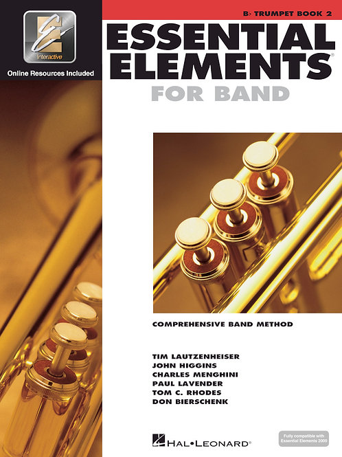 Essential Elements for Band - B♭ Trumpet Book 2