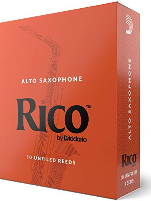 Alto Saxophone Reeds 10 pack