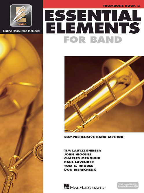 Essential Elements for Band - Trombone Book 2