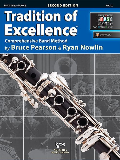 Tradition of Excellence Book 2 - B♭ Clarinet