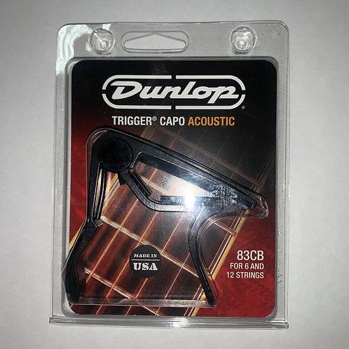Dunlop Trigger® Capo Acoustic