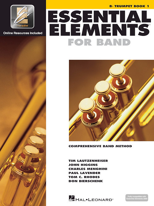 Essential Elements for Band -B♭ Trumpet Book 1