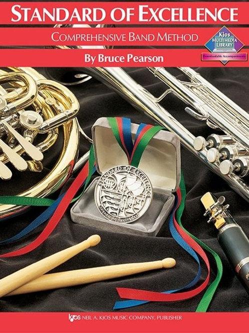 Standard of Excellence Book 1 - B♭ Trumpet/Cornet