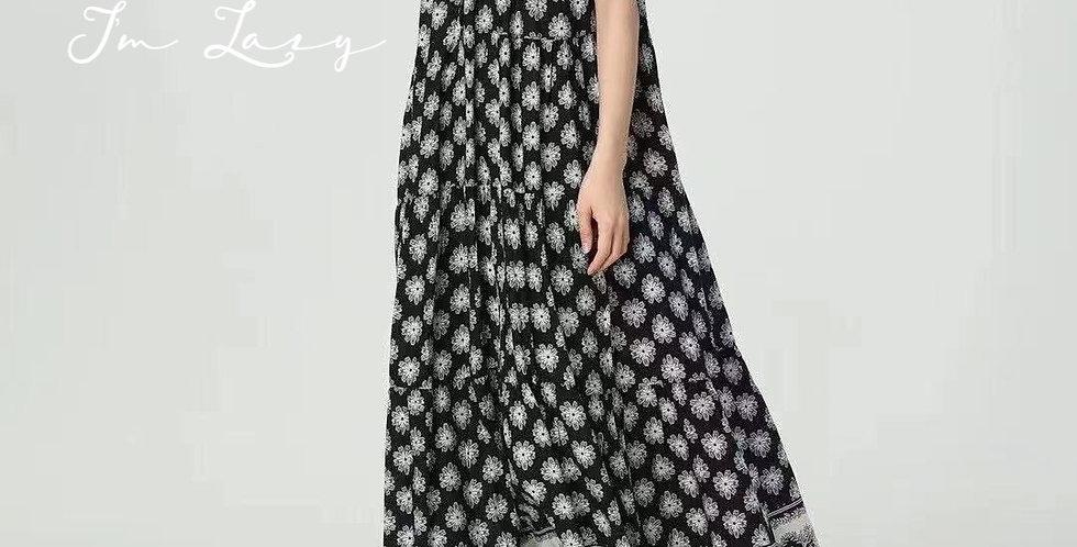 韓裝 🇰🇷 文族風 連身裙