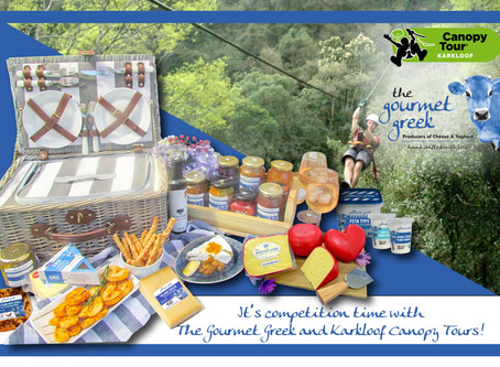 Win with The Gourmet Greek - Terms & Conditions