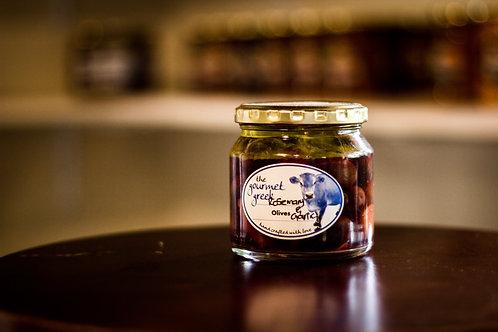 Rosemary & Garlic Olives