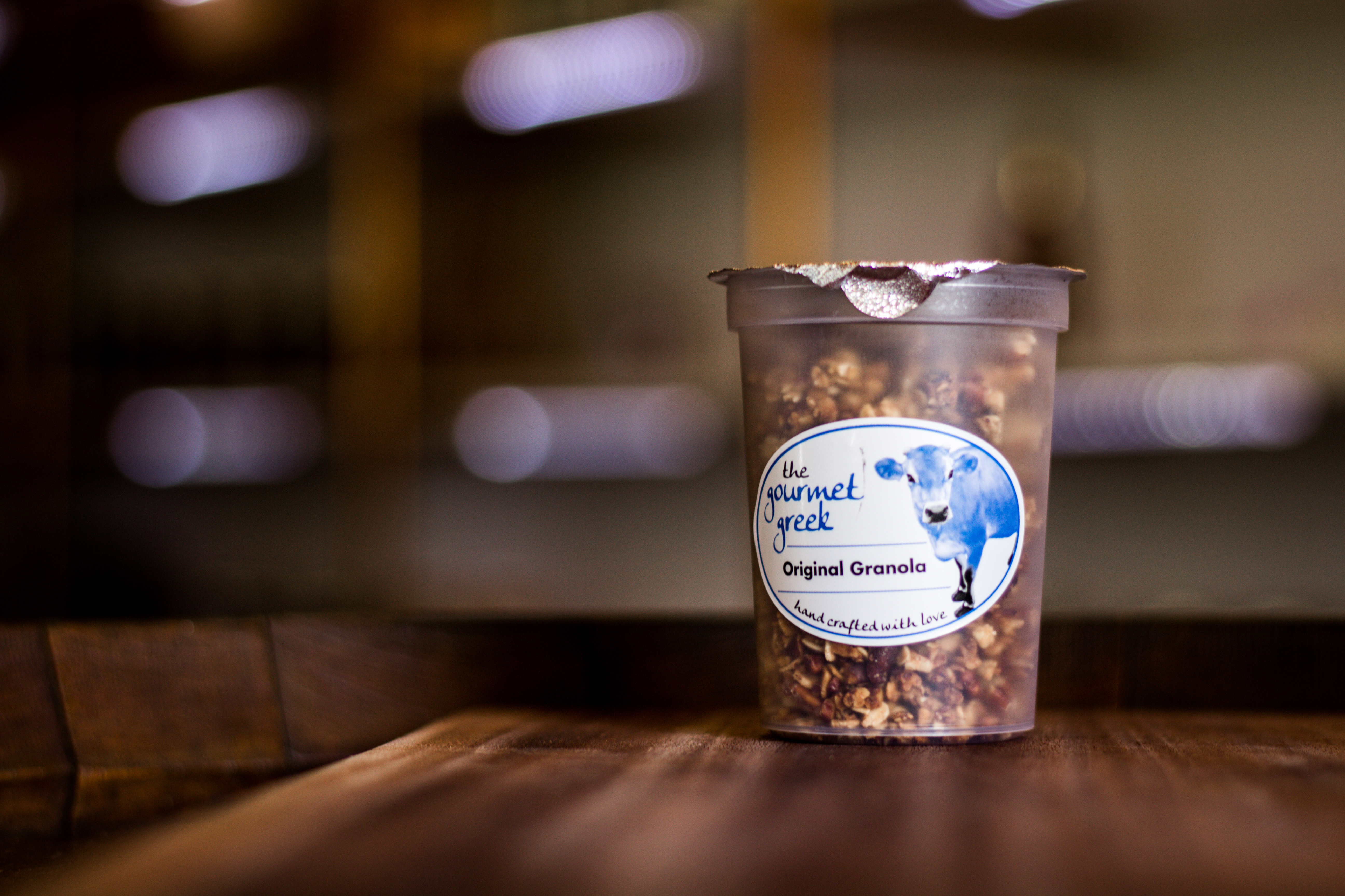The Gourmet Greek Granola