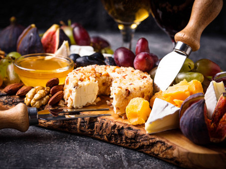 Let's have a Cheese and Wine Event!