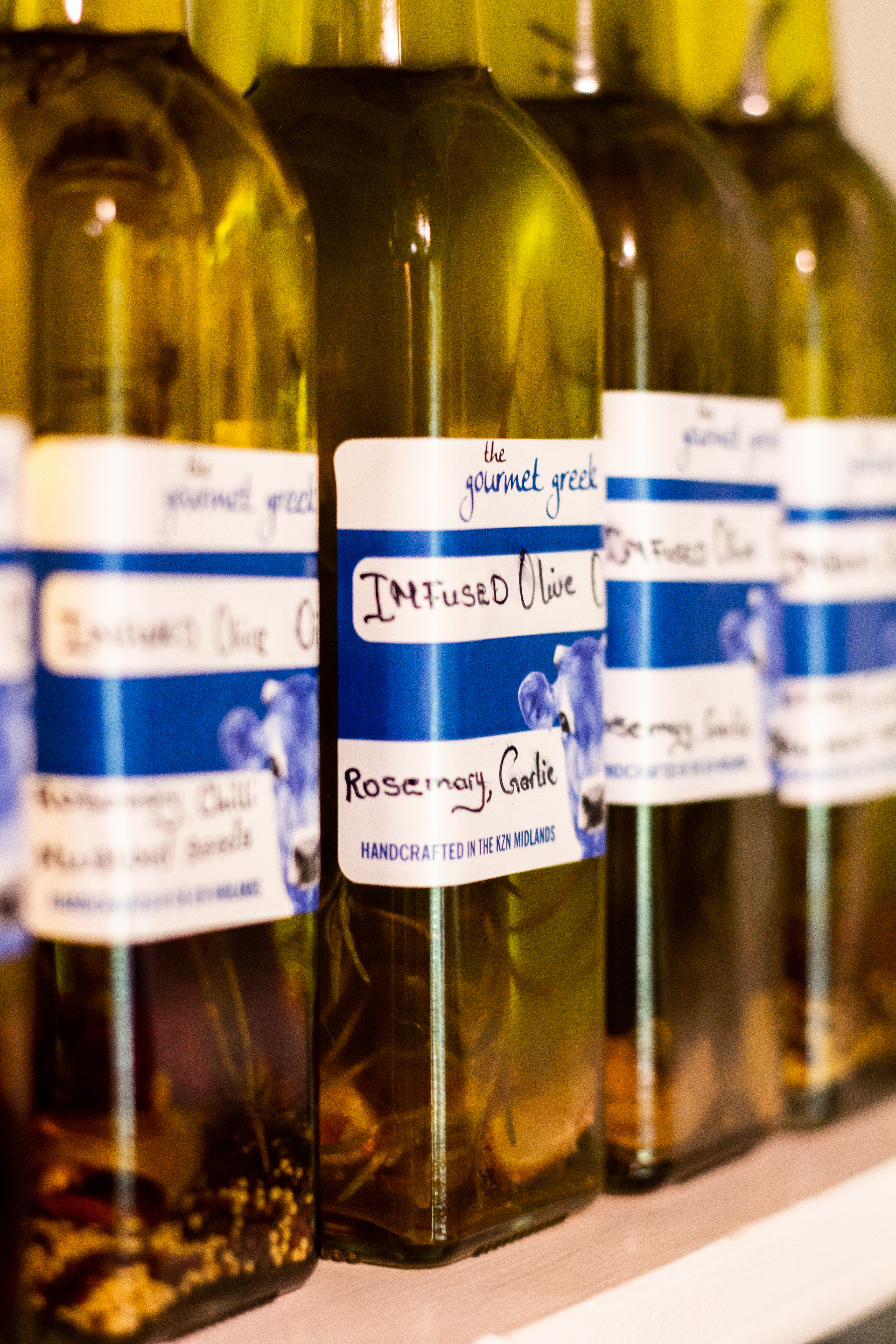 The Gourmet Greek Infused Olive Oil
