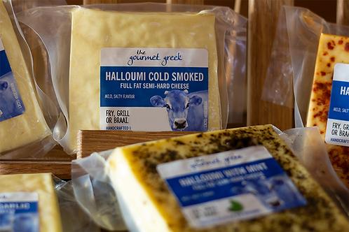 Halloumi Cold Smoked