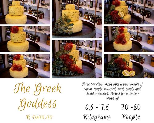 The Greek Goddess
