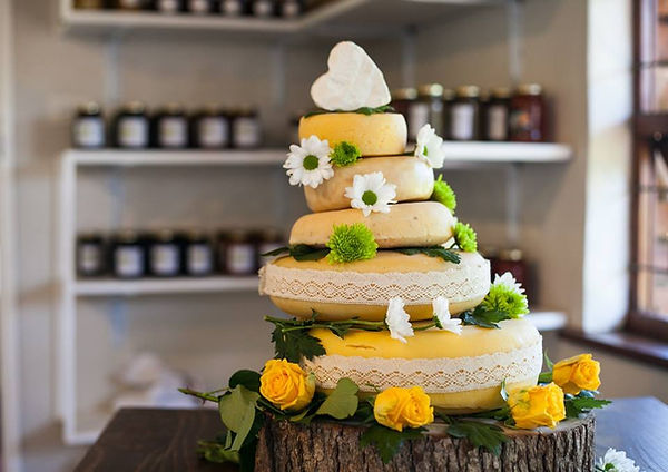 Gourmet Greek Cheese Cake