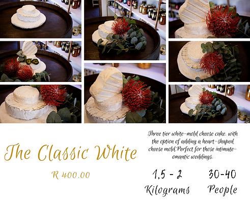 The Classic White