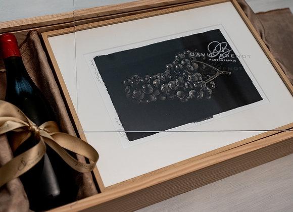 Coffret Art of Wine - N°2  (4 tirages d'art)