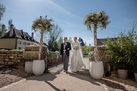 Wedding in Château du Clos de Vougeot