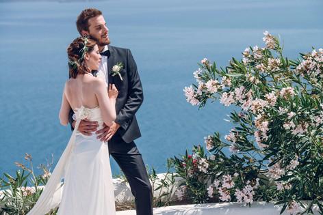 Wedding in Santorini - Photo session - David Brenot