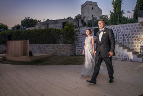 David Brenot wedding