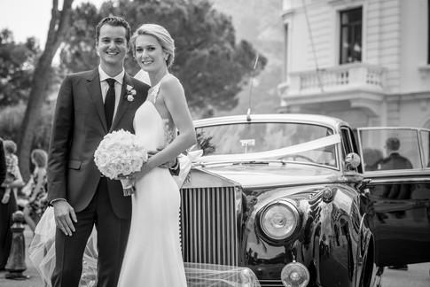 David Brenot wedding Monaco