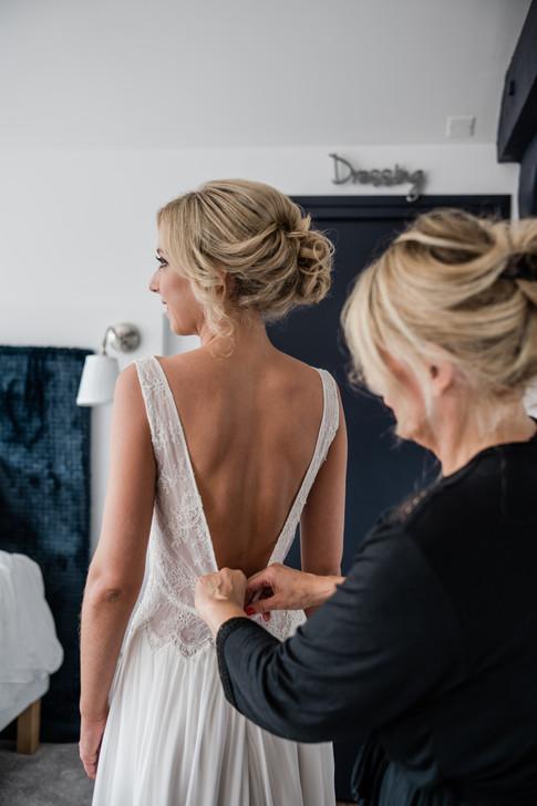 La robe de mariée MARIAGE DIJON