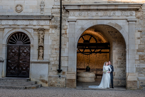 Mariage au Château du Clos de Vougeot