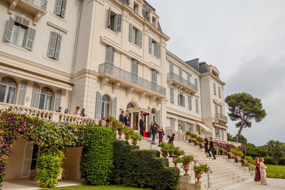 Hotel du Cap Eden Roc Wedding