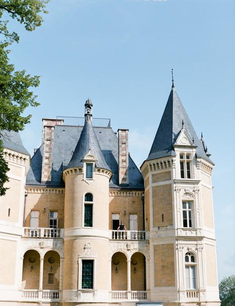 David Brenot de l'empreinte - Chateau d'Azy Bourgogne
