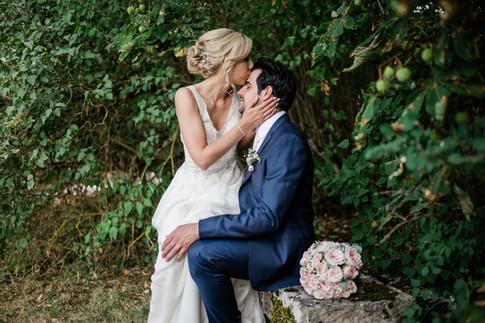 Un mariage chic et champêtre à Pont de Pany