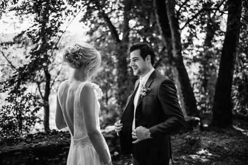 PHOTOGRAPHIE DE LA RENCONTRE DES MARIES