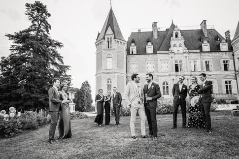 Wedding photo session David Brenot