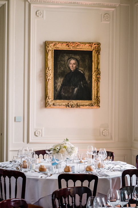 Château d'Azy Wedding reception - David Brenot