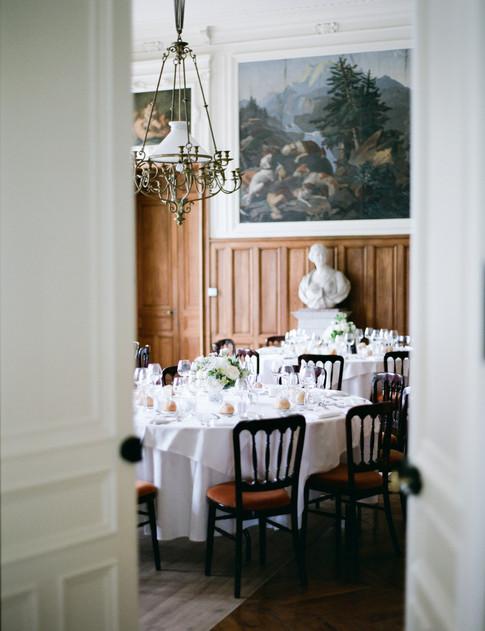 Mariage au Château d'Azy - Bourgogne France